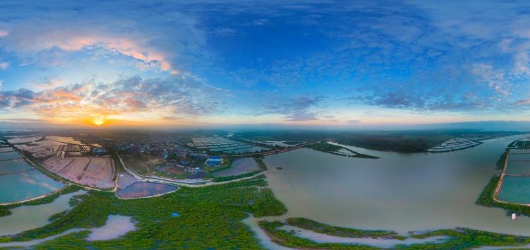 海南南部自然环境